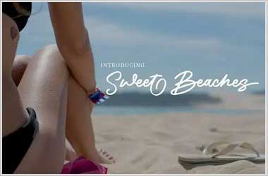 Sweet Beaches Font Free Download